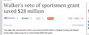 09-12-2013-wisconsin-state-journal-walkers-veto-of-sportsmen-grant-saved