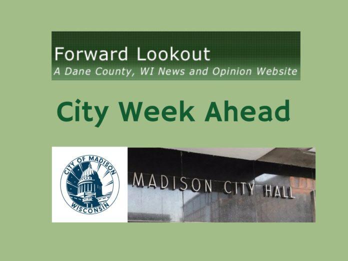 city committee agendas